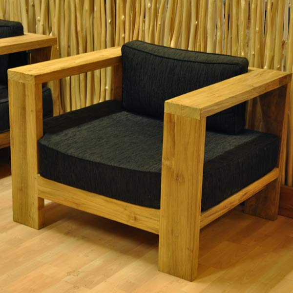 Robusta Teak Big Chair